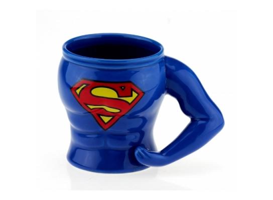 Кружка SUPERMAN BODY фото