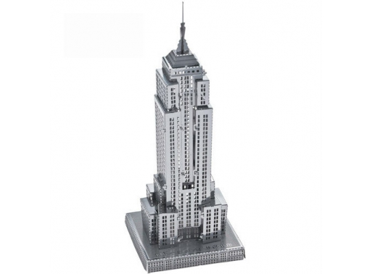 3D конструктор Empire State Building фото