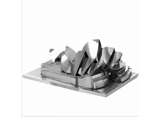 3D конструктор Дом Оперы в Сиднее фото