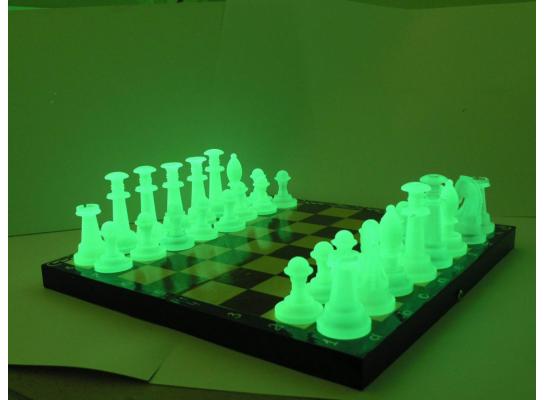 Фосфорные шахматы фото