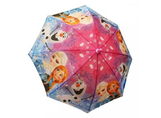 Детский зонтик Холодное сердце фото
