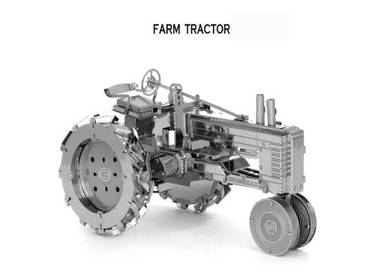3D конструктор Трактор фото