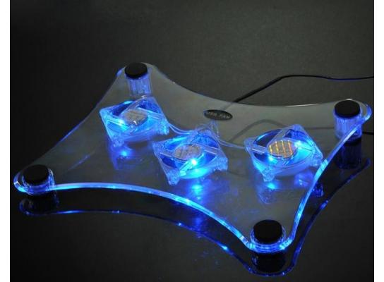 Охлаждающая подставка для ноутбука Laptor Cooler фото