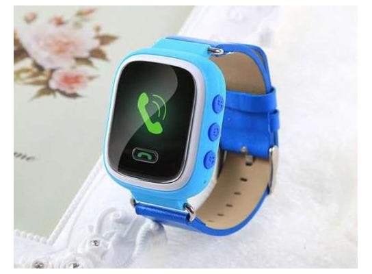 Детские GPS часы Smart Baby Watch Q100 с WiFi фото