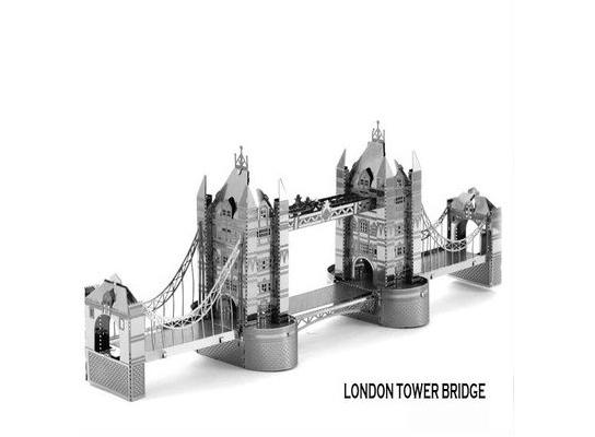 3D конструктор Тауверский мост фото