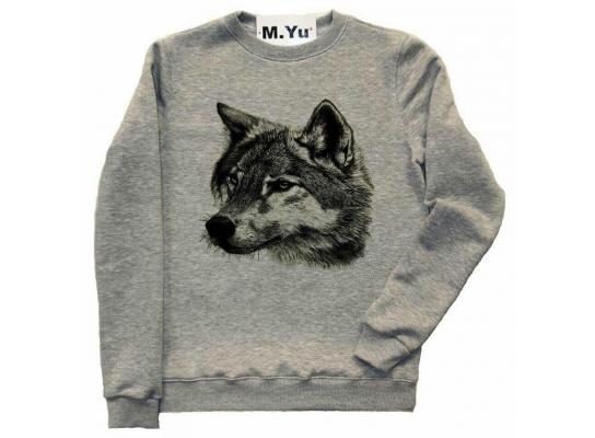 Свитшот Волк фото 1