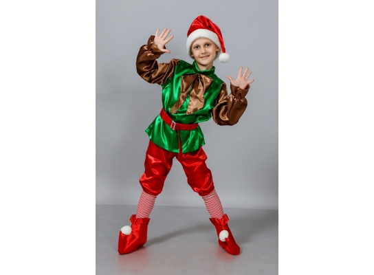 Карнавальный костюм Лесной гном фото