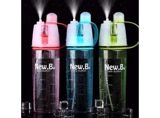Бутылка для воды New.B, 600мл фото