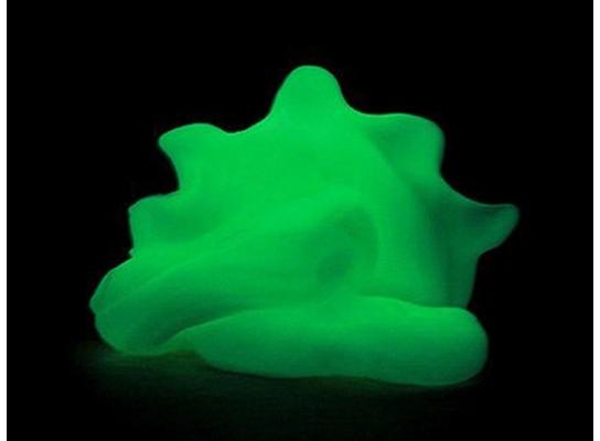 Жвачка для рук HandGum Светящийся Зеленый большая фото