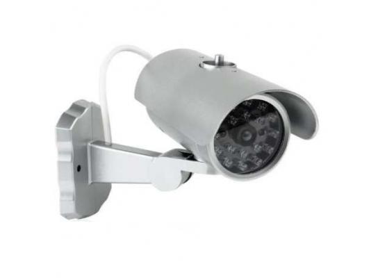 Муляж камеры наблюдения PT-1900 двигающийся с датчиком фото