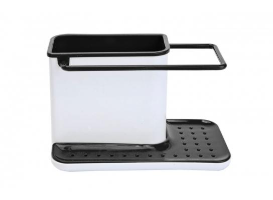 Кухонный органайзер 3 в 1 Чёрный фото