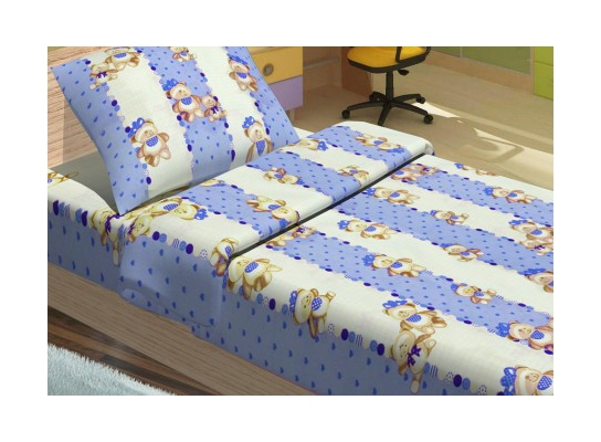 Постельное белье для младенцев MiMi ранфорс Lotus фото