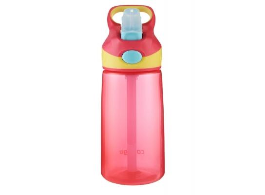 Детская бутылка Contigo розовая фото