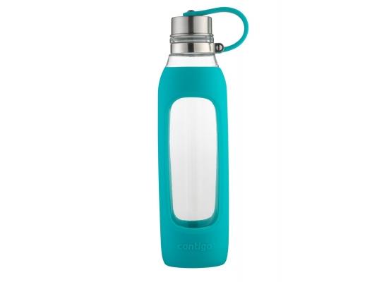 Бутылка стеклянная для воды Purity Glass Contigo фото