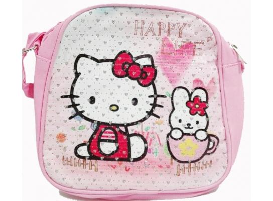 Сумка детская через плечо Hello Kitty фото