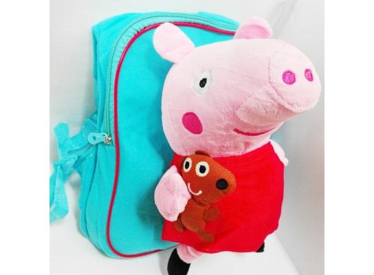 Детский рюкзак Свинка Пеппа фото