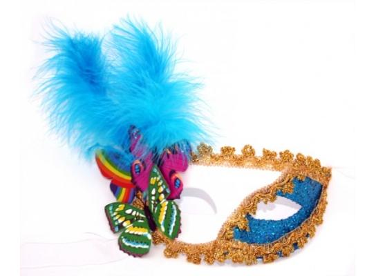 Венецианская маска Загадка фото