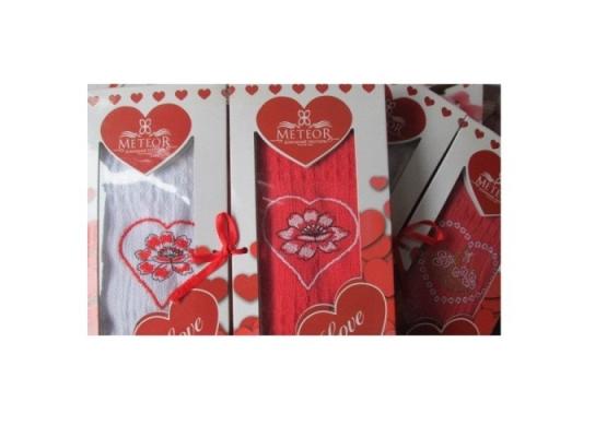 Подарочный набор полотенец для кухни Love фото