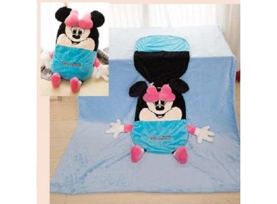 """Одеяло - подушка, игрушка """"Минни"""" большое фото, купить, цена"""