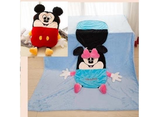 """Одеяло - подушка, игрушка """"Микки"""" большое фото, купить, цена"""