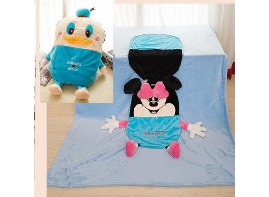 """Одеяло - подушка, игрушка """"Дональд Дак"""" большое фото, купить, цена"""