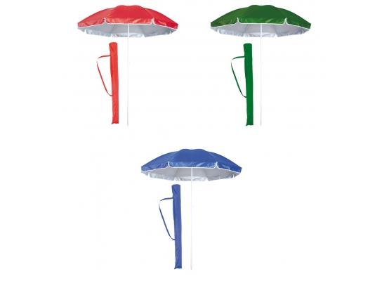 Пляжный зонт 2,2 м Anti-UF с наклоном фото