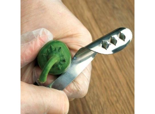 Нож для чистки перца фото