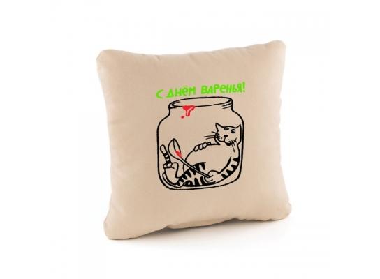 Подушка С Днем Варенья! фото