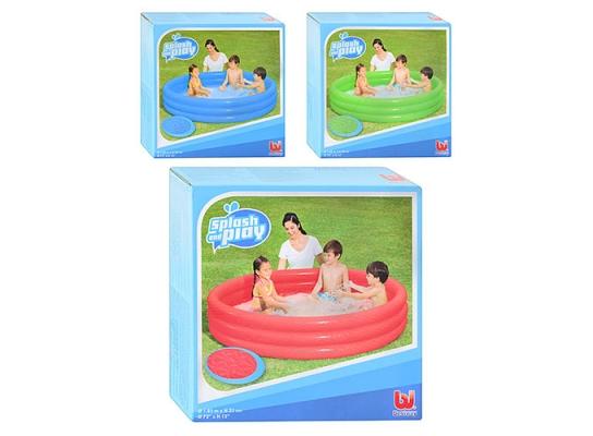 Детский круглый бассейн Bestway 480л фото, купить, цена, отзывы
