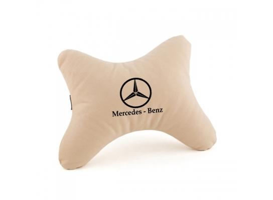Дорожная подушка под голову Bone Mercedes Benz фото