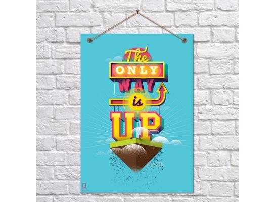 Постер Единственный путь фото