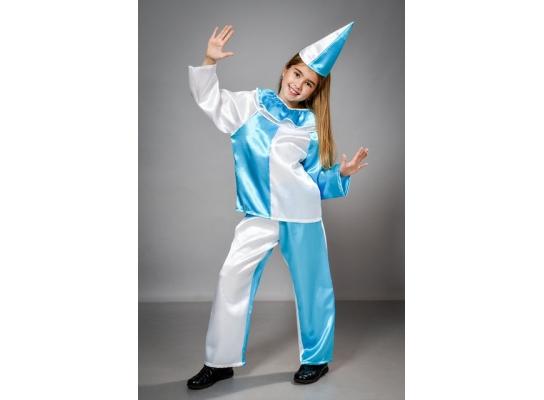 Детский карнавальный костюм Петрушка фото 1