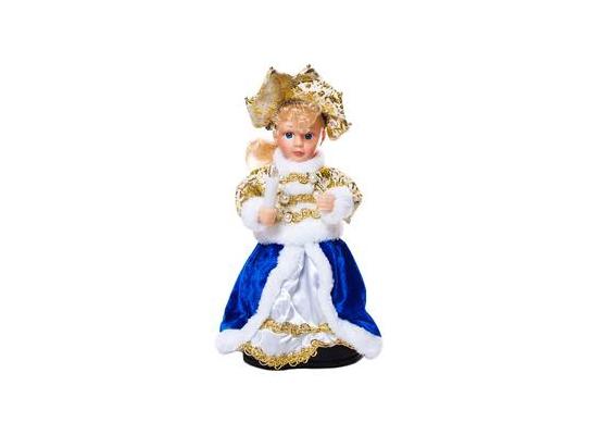 Игрушка музыкальная Снегурочка 25 см фото