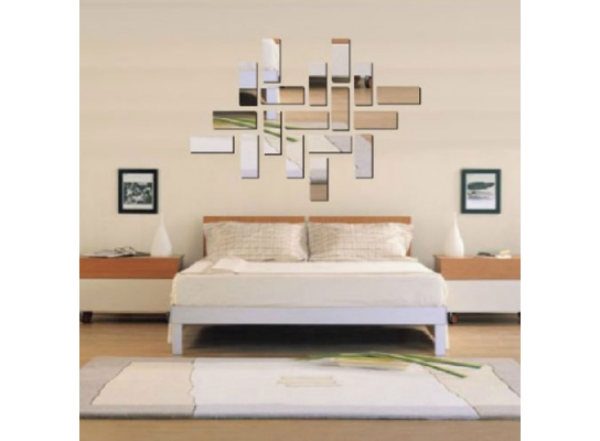 Декоративное акриловое зеркало Панели фото