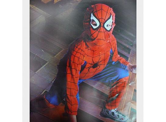 Детский карнавальный костюм Спайдермен фото