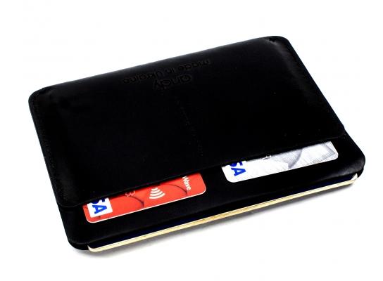 Холдер для паспорта Black фото