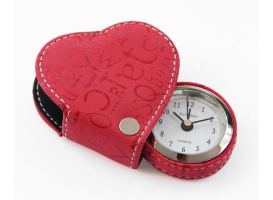 Cердечко-будильник Красный Heart Red фото
