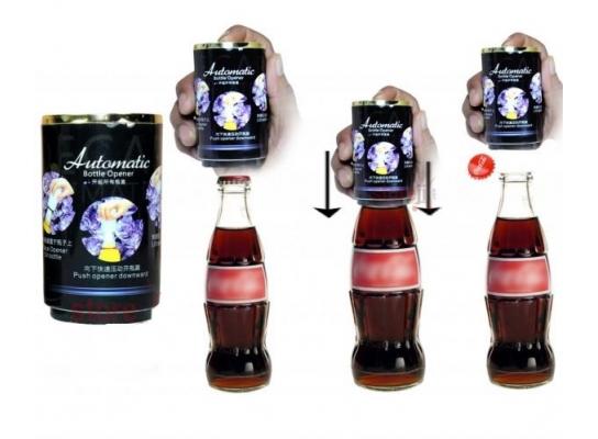 Автоматический штопор для бутылок Банка фото