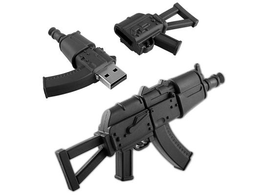 Флешка Автомат Калашникова АК-47 8 Гб фото