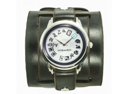Наручные часы на эксклюзивном ремешке Режим фотоаппарата фото