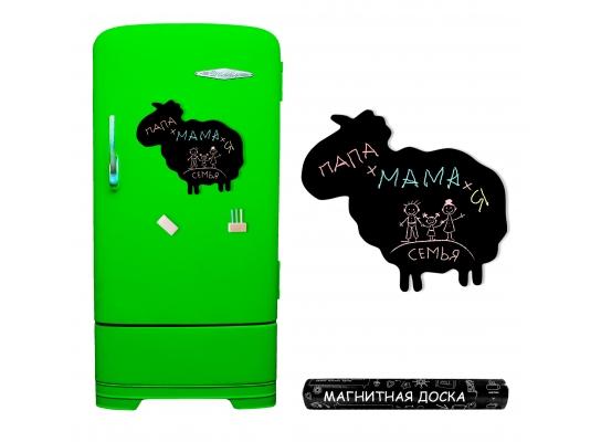 Магнитная доска на холодильник Баранчик Шон фото