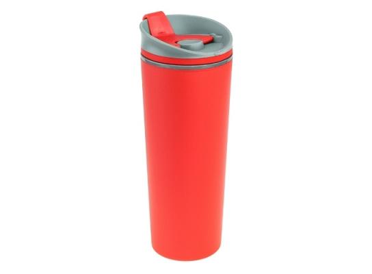 Термокружка пластиковая, BPA FREE, 500 мл фото