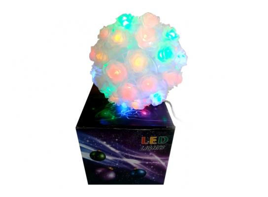 Гирлянда LED Розочки фото