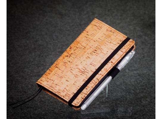 Блокнот с черной бумагой Бамбук мини фото