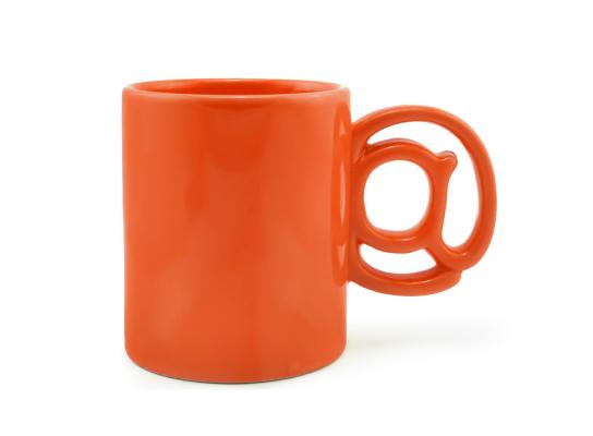 Чашка Собачка @Оранжевая фото