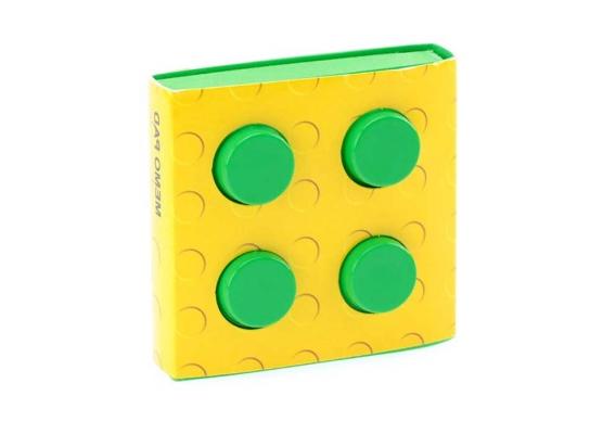 Блокнот Лего фото
