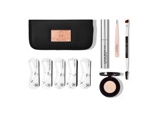 Набор для бровей 5-Element Brow Kit Anastasia Beverly Hills фото