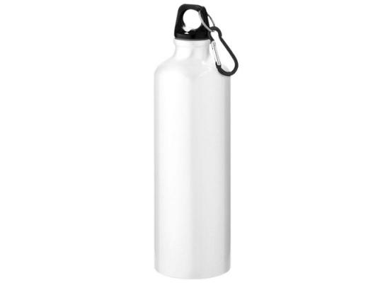 купить алюминивая бутылка с карабином, 770мл фото