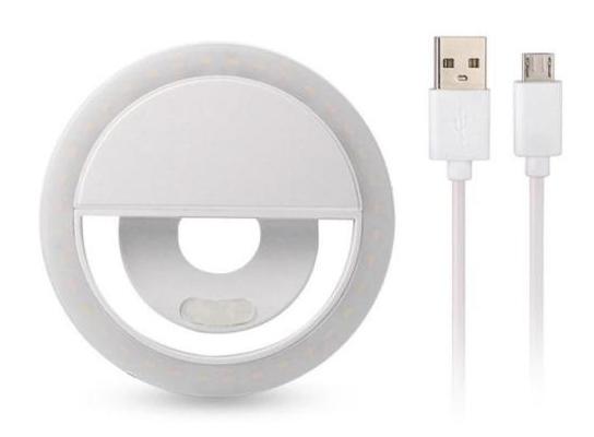 Светодиодное кольцо для селфи фото, купить, цена