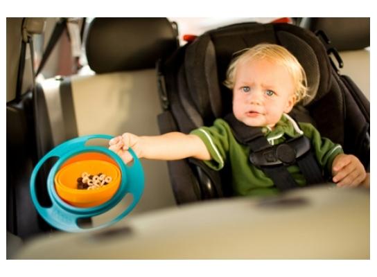 Детская чашка неваляшка Gyro Bowl фото